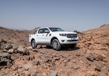 5 bí kíp giúp chủ xe tự tin cùng Ford Ranger khi off-road