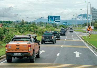 Biểu phí đường bộ cập nhật mới nhất 09/2021