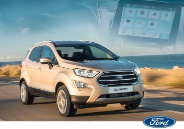 Công nghệ thông minh, nâng tầm kết nối cùng Ford Ecosport