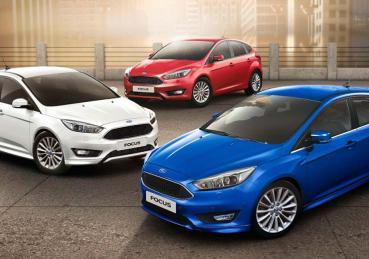 Đánh giá mức tiêu thụ nhiên liệu của xe Ford Focus