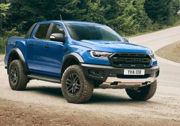 Ford Ranger Raptor 10/2021: Siêu bán tải, thông số, giá bán