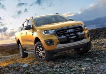 Ford Ranger Wildtrak 2021: Đánh giá xe, Giá lăn bánh, Khuyến mãi (10/2021)