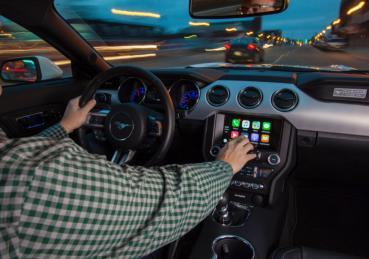 Ford SYNC bổ sung ứng dụng Apple Carplay và Android Auto