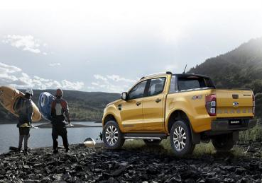Giải đáp câu hỏi Ford Ranger ăn bao nhiêu dầu ?