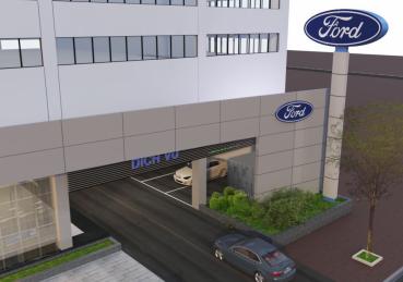 Hà Nội Ford 311-313 Trường Chinh – Điểm đến lý tưởng cho tương lai