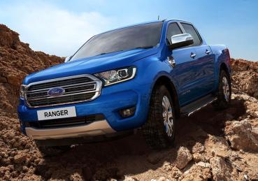 Hệ thống hỗ trợ người lái nâng cao và an toàn cho hành khách của Ford Ranger