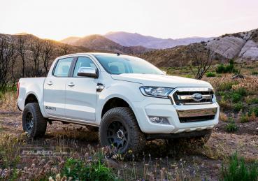 Khám phá sức mạnh hệ thống khung xe Ford Ranger
