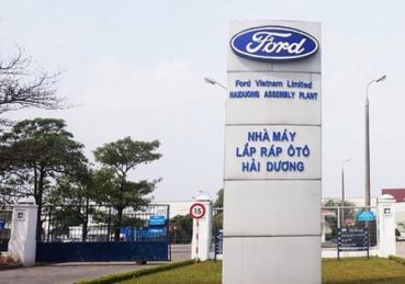 Lịch sử của Ford Việt Nam