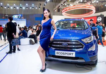 Màu xe Ford Ecosport có những màu gì?