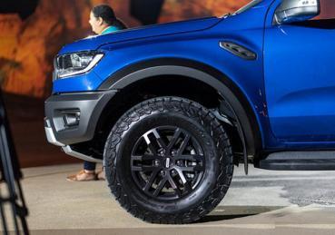 Mức giá lốp xe Ford Ranger mới nhất tháng 06/2020