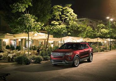 Mức tiêu thụ nhiên liệu xe Ford Explorer như nào?