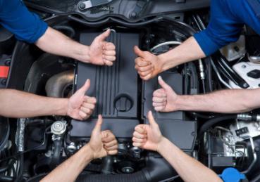 Quy trình bảo dưỡng chung cho các loại xe Ford