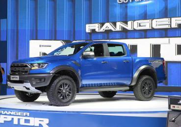 Tại sao bán tải Ford Ranger Raptor lại đăng ký như xe ô tô con?