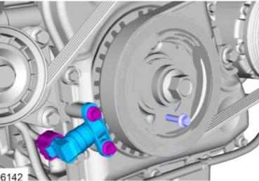 Tầm quan trọng của cảm biến trên xe Ford