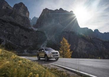 Thông tin mới nhất về Ford Everest 2022 ra mắt năm sau