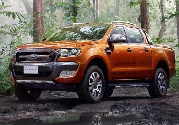 """""""Vua"""" bán tải Ford Ranger quay trở lại lắp ráp tại Việt Nam"""